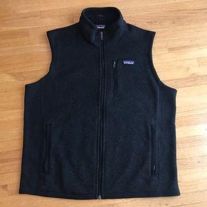 Patagonia Men's Better Sweater Fleece Vest!